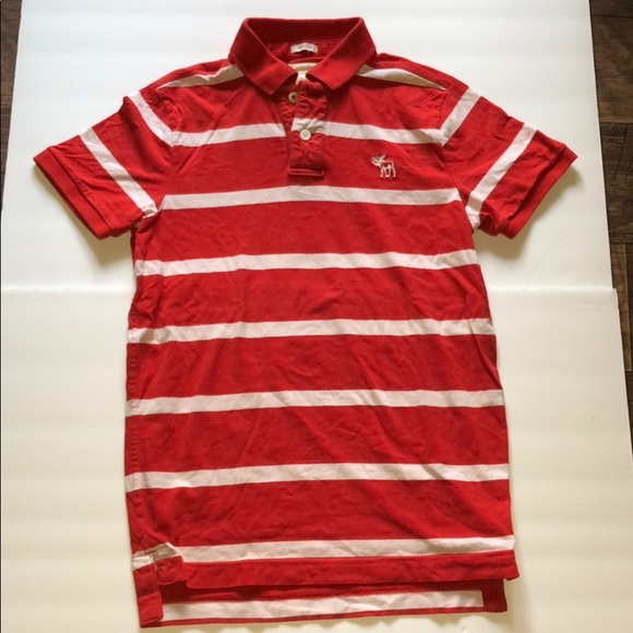 Abercrombie & Fitch Other - Abercrombie & fitch muscle polo shirt